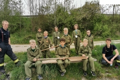 Jugend-Gruppenbild